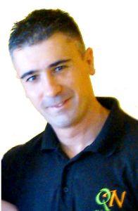 Pablo quiromasajista de Quironatur